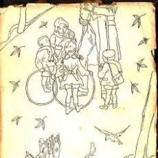 Libros antiguos: JUAN SOCA : CUENTOS HUMANOS (E. PRIETO, 1935) ILUSTRADO POR SÁENZ DE TEJADA. Lote 89391596