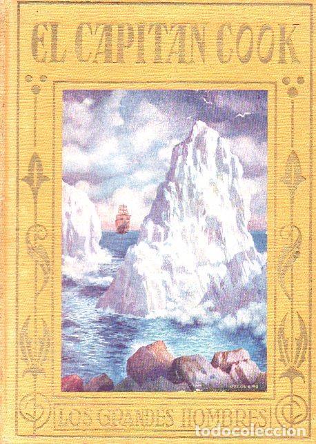 ARALUCE : EL CAPITÁN COOK (1932) (Libros Antiguos, Raros y Curiosos - Literatura Infantil y Juvenil - Otros)