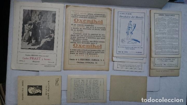Libros antiguos: Lote Benito Pérez Galdós: 8 novelas + 3 extras - Foto 2 - 89645704