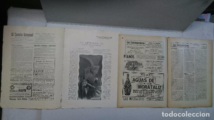 Libros antiguos: Lote Benito Pérez Galdós: 8 novelas + 3 extras - Foto 3 - 89645704