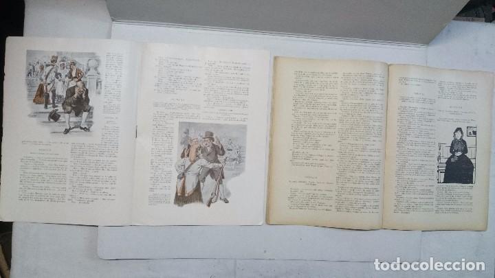 Libros antiguos: Lote Benito Pérez Galdós: 8 novelas + 3 extras - Foto 4 - 89645704