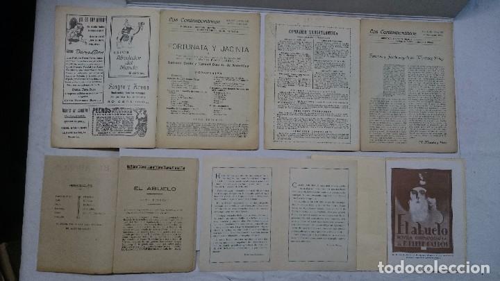 Libros antiguos: Lote Benito Pérez Galdós: 8 novelas + 3 extras - Foto 5 - 89645704