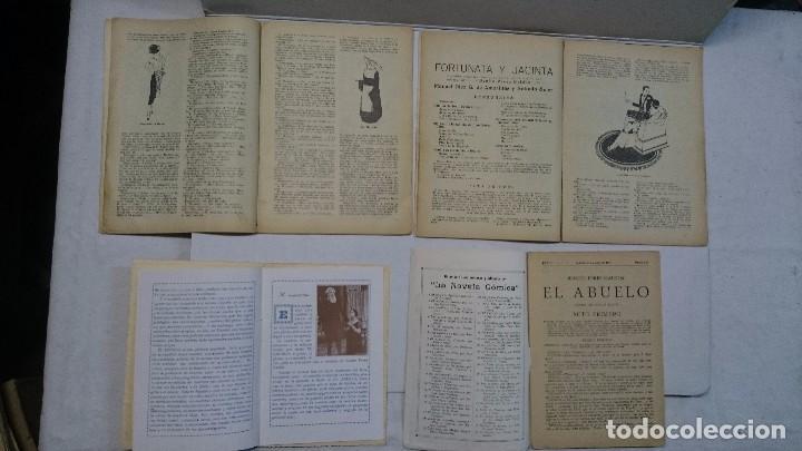 Libros antiguos: Lote Benito Pérez Galdós: 8 novelas + 3 extras - Foto 6 - 89645704