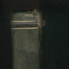 Libros antiguos: LA ESPAÑA Y LA INGLATERRA AGRÍCOLAS EN LA EXPOSICIÓN UNIVERSAL DE LA INDUSTRIA. ZARAGOZA,1862. 1ª ED. Lote 89758204