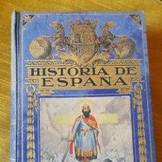 Libros antiguos: HISTORIA DE ESPAÑA.- AGUSTÍN BLAZQUEZ.ED. RAMÓN SOPENA, 1936.. Lote 89807236