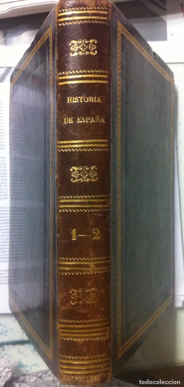 JUAN DE MARIANA. HISTORIA DE ESPAÑA. 1841 (Libros Antiguos, Raros y Curiosos - Historia - Otros)