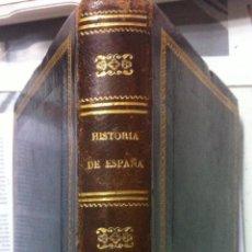 Libros antiguos: JUAN DE MARIANA. HISTORIA DE ESPAÑA. 1841. Lote 89874324