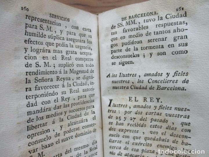 Libros antiguos: MANIFESTACION EN QUE SE PUBLICAN MUCHOS Y RELEVANTES SERVICIOS Y NOBLES HECHOS... 1794. - Foto 5 - 90037696