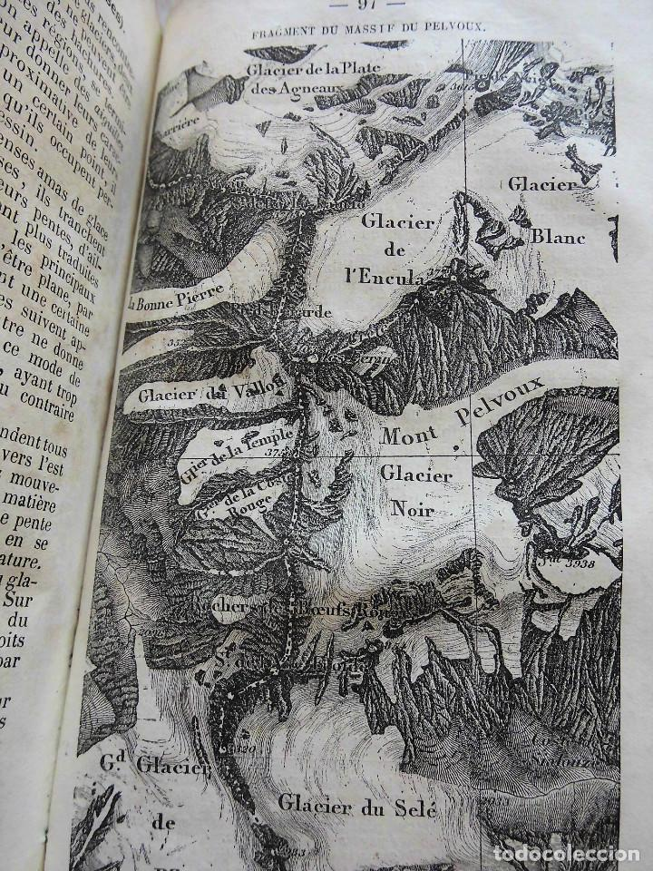 Libros antiguos: PREMIÈRES NOTIONS SUR LA LECTURE DES CARTES TOPOGRAPHIQUES (1876) - ILUSTRADO CON MÚLTIPLES GRABADOS - Foto 12 - 90149996