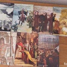 Libros antiguos: HISTORIA DE ESPAÑA ALFAGUARA. 7 TOMOS. VV.AA. DIR. MIGUEL ARTOLA. O. C.. Lote 90292196