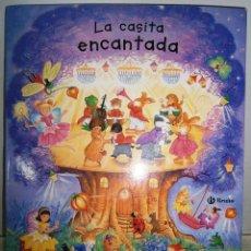 Libros antiguos: LA CASITA ENCANTADA. BRUÑO. LIBRO TRIDIMENSIONAL.. Lote 90315404