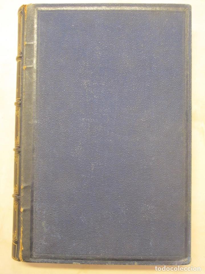 Libros antiguos: Fables de La Fontaine. Illustrations par Grandeville. Paris, Garnier Frères ed. 1864 - Foto 6 - 90374492