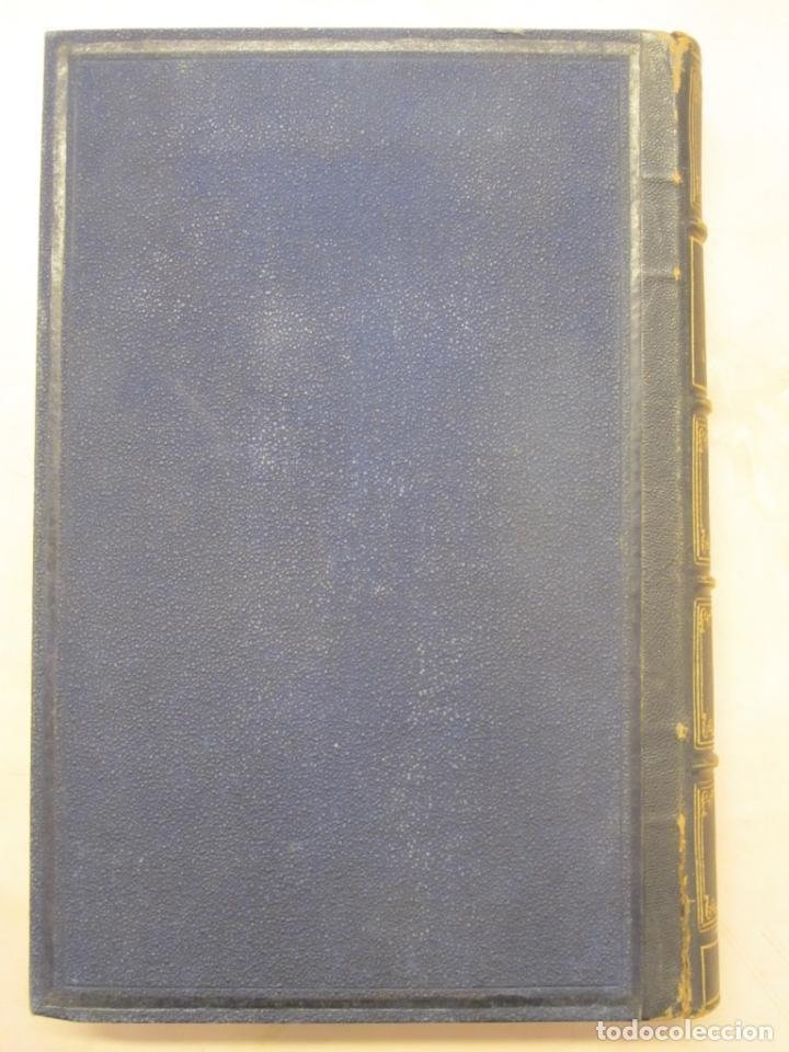 Libros antiguos: Fables de La Fontaine. Illustrations par Grandeville. Paris, Garnier Frères ed. 1864 - Foto 9 - 90374492