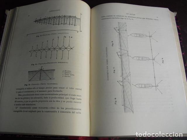 Libros antiguos: 1901 CONDUCCION DE AGUAS A TRAVÉS DE LA BAHÍA DE LA HABANA SENÉN MALDONADO - Foto 3 - 90392136
