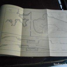 Libros antiguos: 1901 DEFENSA DE COSTAS Y BATERIAS ECONÓMICAS ANTONIO VIDAL. Lote 152028342