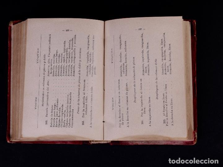Libros antiguos: INSTRUCCIÓN TÁCTICA DE LAS TROPAS DE ARTILLERÍA DE MONTAÑA 1902 - Foto 7 - 90411094