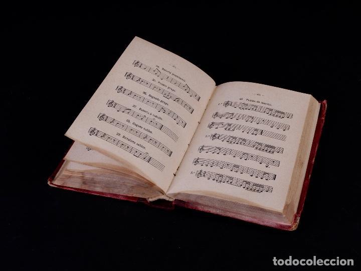Libros antiguos: INSTRUCCIÓN TÁCTICA DE LAS TROPAS DE ARTILLERÍA DE MONTAÑA 1902 - Foto 9 - 90411094
