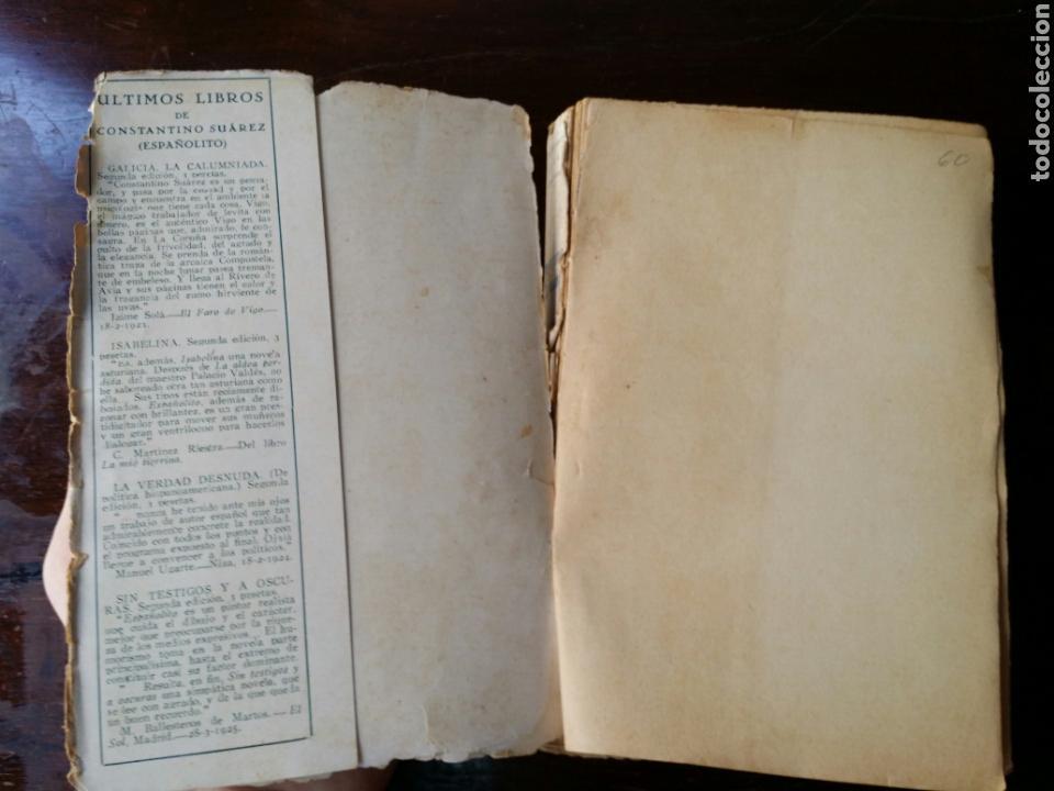 Libros antiguos: CUENTISTAS ASTURIANOS CONSTANTINO SUÁREZ ESPAÑOLITO 1930 PRIMERA EDICION - Foto 2 - 108687479