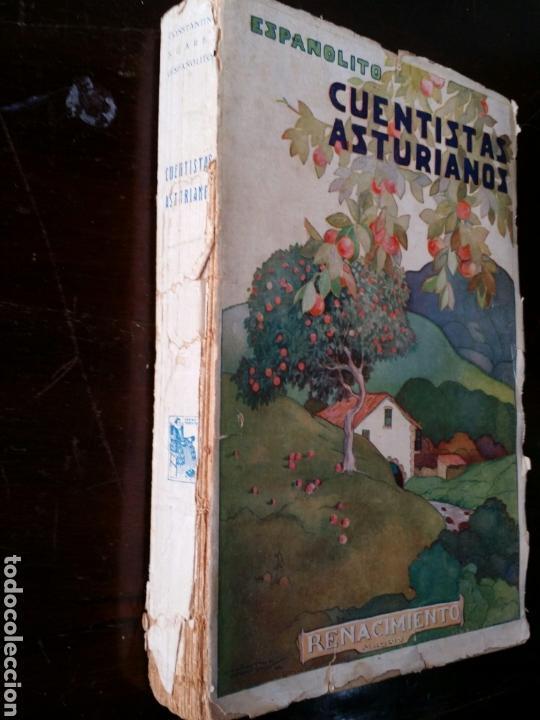 Libros antiguos: CUENTISTAS ASTURIANOS CONSTANTINO SUÁREZ ESPAÑOLITO 1930 PRIMERA EDICION - Foto 8 - 108687479