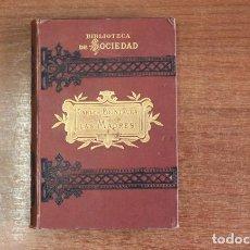 Libros antiguos: LAS MADRES, FRONTAURA, CARLOS. SEGUNDA EDICIÓN, 1883.. Lote 90435529