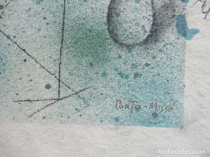 Libros antiguos: EL ZOO DOMESTICADO DOCE POEMAS DE PAUL STEINBERG ILUSTR. PORTA-MISSÉ. 1 DIBUJO ORIGINAL. - Foto 4 - 90441414