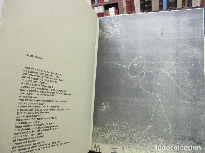 Libros antiguos: EL ZOO DOMESTICADO DOCE POEMAS DE PAUL STEINBERG ILUSTR. PORTA-MISSÉ. 1 DIBUJO ORIGINAL. - Foto 6 - 90441414