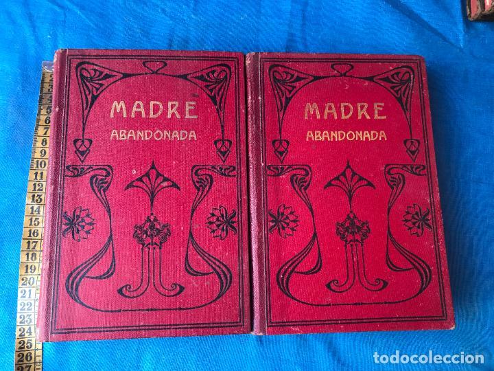 MADRE ABANDONADA O EL CASTIGO DEL CIELO - ALVARO CARRILLO - OBRA COMPLETA (Libros antiguos (hasta 1936), raros y curiosos - Literatura - Narrativa - Otros)