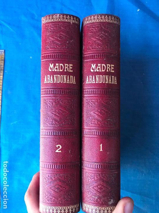 Libros antiguos: Madre abandonada o el castigo del cielo - Alvaro Carrillo - Obra completa - Foto 2 - 90450734