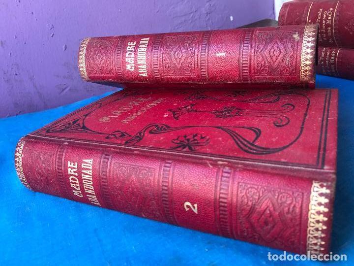 Libros antiguos: Madre abandonada o el castigo del cielo - Alvaro Carrillo - Obra completa - Foto 3 - 90450734