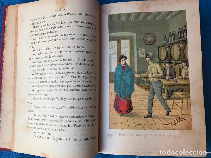 Libros antiguos: Madre abandonada o el castigo del cielo - Alvaro Carrillo - Obra completa - Foto 7 - 90450734