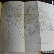 Libros antiguos: 1884 HISTORIA Y DESCRIPCION DE LA POSESION TITULADA PALACIO DE BUENAVISTA L. MARTIN DEL YERRO. Lote 90451884