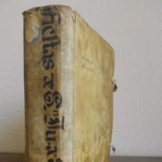 Libros antiguos: ÁLVAREZ DE RIBERA: EXPRESSION PENEGÍRICA... FIESTAS CANONIZACIÓN SAN JUAN SAHAGÚN. SALAMANCA 1696. Lote 90536190