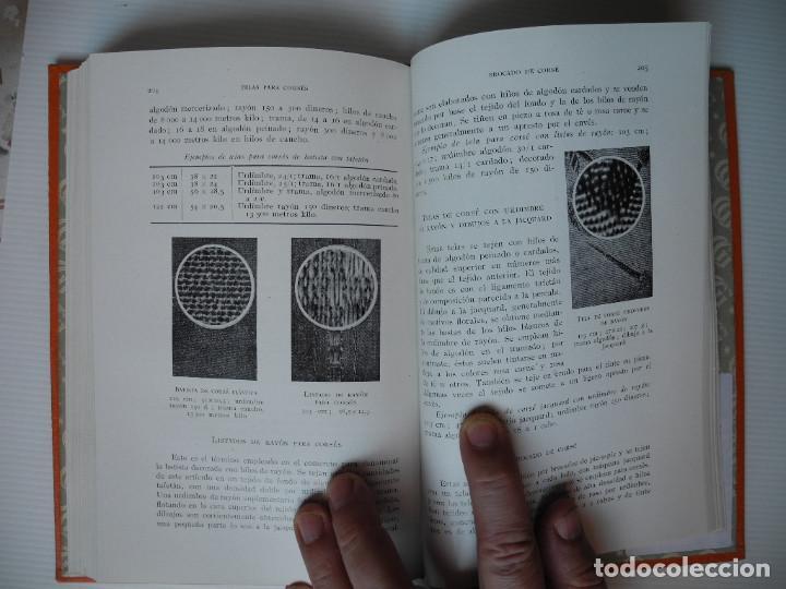Libros antiguos: Tejidos de algodón. John Hoye. Ed. Gustavo Gili. 1952 - Foto 4 - 90557030