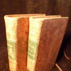 Libros antiguos: LOS SIETE PECADOS CAPITALES DE E. SUE TOMO I Y II. Lote 90597520