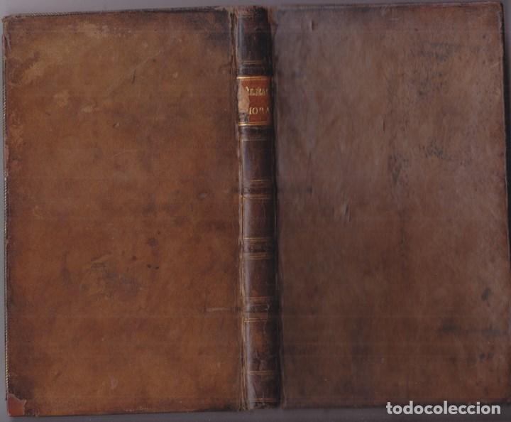 Libros antiguos: LIBRO EN FRANCÉS: BERTRAND. MORAL UNIVERSAL. DEBERES DEL HOMBRE. NEUCHATEL 1775. - Foto 2 - 90608020