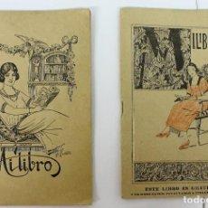 Libros antiguos: MI LIBRO. GUIA DE LA MUJER. Lote 90684060