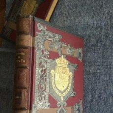 Libros antiguos: HISTORIA GENERAL DE ESPAÑA. ALTA EDAD MEDIA. TOMO 3º. MODESTO LAFUENTE.. Lote 90788465
