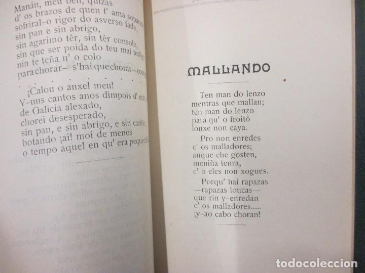 Libros antiguos: GALICIA - FRANGULLAS - VERSOS DE JOSE REY GONZALEZ - PONTEVEDRA 1913, 2ª, IMP ELADIO PORTELA + INFO - Foto 5 - 90829375
