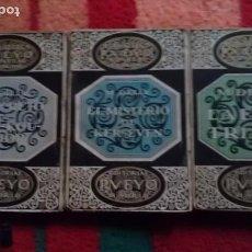 Libros antiguos: M. DELLY - BIBLIOTECA PUEYO NOVELAS ESCOGIDAS - LOTE 3. Lote 158951885