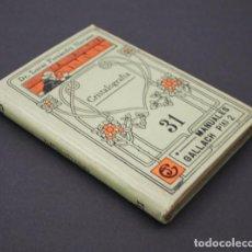 Libros antiguos: MANUALES GALLACH Nº 31 CRISTALOGRAFIA, LUCAS FERNANDEZ NAVARRO, CON 100 GRABADOS, 235 PAG. Lote 90894920
