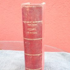 Libros antiguos: MAUNUAL DE HISTORIA DE ESPAÑA TOMO I PREHISTORIA, EDADES ANTIGUA Y MEDIA. PEDRO AGUADO BLEYE. 1924. . Lote 90903830