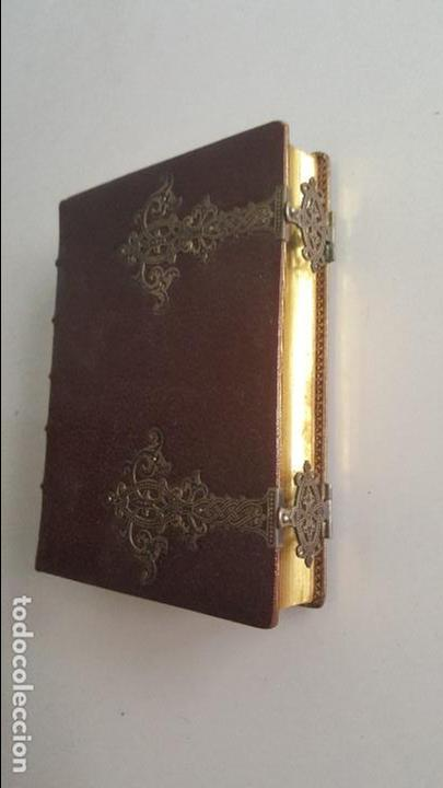 HORAS ROMANAS CON LAS FIGURAS DE A. QUEROY GRABADO POR A. GUSMAN (Libros Antiguos, Raros y Curiosos - Bellas artes, ocio y coleccionismo - Otros)