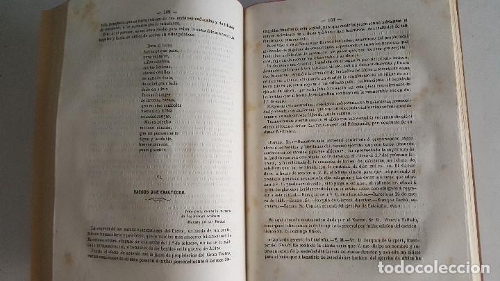 Libros antiguos: EL CARNAVAL DE BARCELONA EN 1860. ..CLAVÉ, J. A. y TORRES, J. M. -1860. - Foto 4 - 91026070
