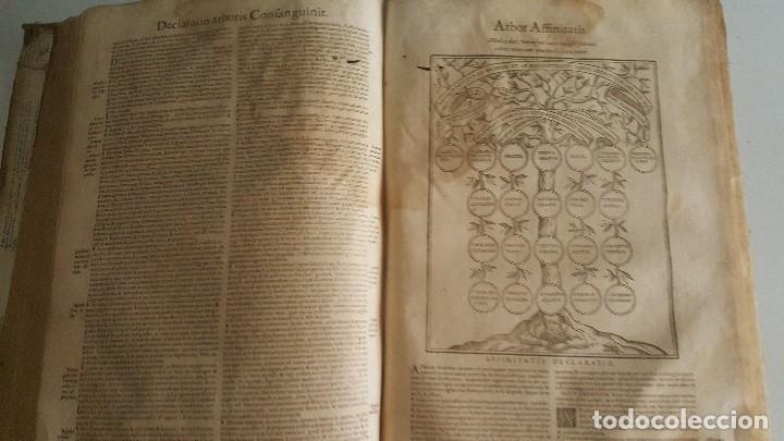 Libros antiguos: Liber sextus Decretalium D. Bonifacij Papae VIII -1613 - Foto 7 - 91026505