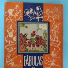 Libros antiguos: FÁBULAS DE IRIARTE. DALMAU CARLES PLA. GERONA MADRID, 1927.. Lote 91095695