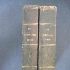Libros antiguos: LAS INSURRECCIONES EN CUBA: APUNTES PARA LA HISTORIA POLÍTICA DE ESTA ISLA EN EL PRESENTE SIGLO.. Lote 91133650