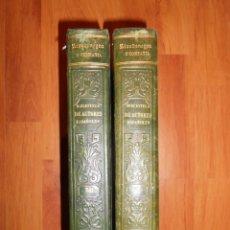 Libros antiguos: OBRAS DEL PADRE JUAN DE MARIANA. 1854. Lote 91235045