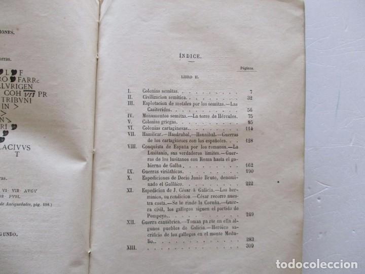 Libros antiguos: MANUEL MURGUÍAMANUEL MURGUÍA. Historia de Galicia. Tomo Segundo. RM81881. - Foto 4 - 91329595