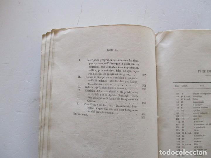 Libros antiguos: MANUEL MURGUÍAMANUEL MURGUÍA. Historia de Galicia. Tomo Segundo. RM81881. - Foto 5 - 91329595