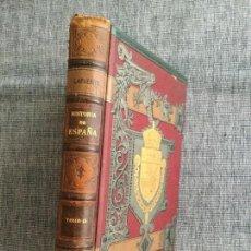 Libros antiguos: HISTORIA GENERAL DE ESPAÑA. REINADO DE CARLOS IV. TOMO 15º. MODESTO LAFUENTE.. Lote 91330165